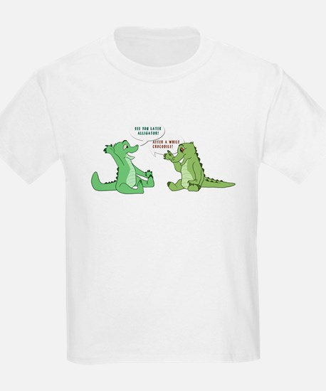 See you later... Kids T-Shirt