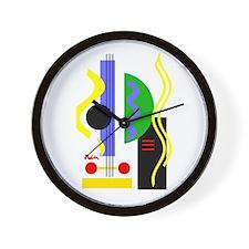 Guitar Music Wall Clock