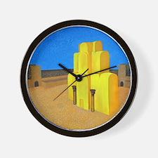 Solomon's Temple Wall Clock