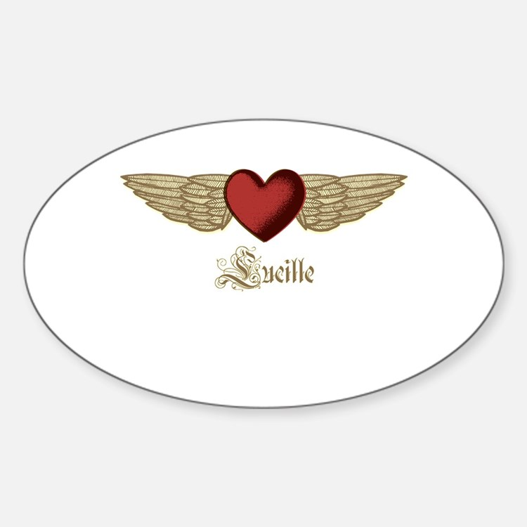 Lucille the Angel Decal