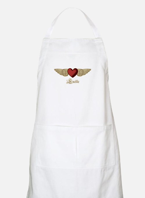 Lucille the Angel Apron