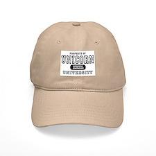Unicorn University Property Baseball Baseball Cap