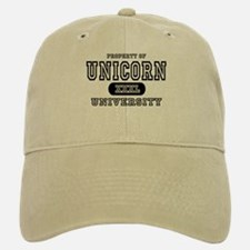 Unicorn University Property Baseball Baseball Cap