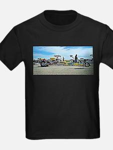 Team Crank Racing dragster T-Shirt