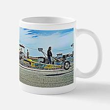 Team Crank Racing dragster Mug