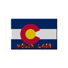 Colorado Molon Labe Wall Decal