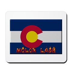 Colorado Molon Labe Mousepad