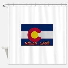 Colorado Molon Labe Shower Curtain