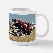 Funny Car Mug