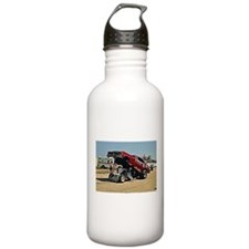 Funny Car Water Bottle