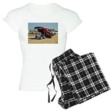 Funny Car Pajamas