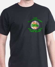 The Pluto Number T-Shirt