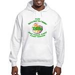 The Pluto Number Hooded Sweatshirt