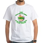 The Pluto Number White T-Shirt