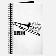 Trombone swirls Journal