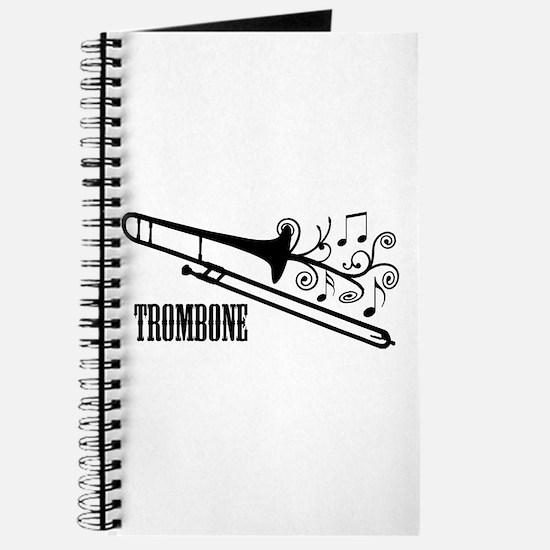 Trombone swirls Journal