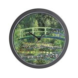 Monet Wall Clocks