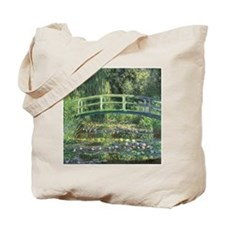 Bridge Monet Tote Bag