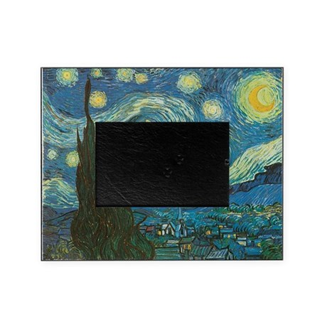 Starry Night van Gogh Picture Frame
