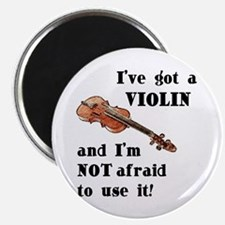 I've Got A Violin Magnet