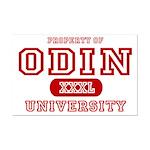 Odin University T-Shirts Mini Poster Print