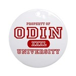 Odin University T-Shirts Ornament (Round)