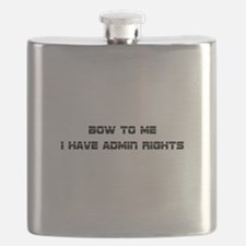 Admin Rights Flask