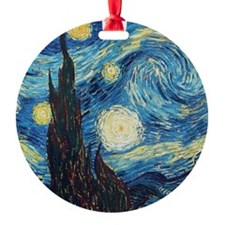 Van Gogh Starry Night Impressionist Ornament