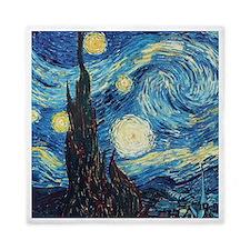 Van Gogh Starry Night Impressionist Queen Duvet