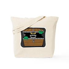Treasure Ghoul Tote Bag