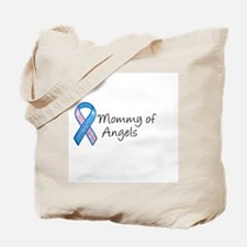 Mommy of Angels Tote Bag
