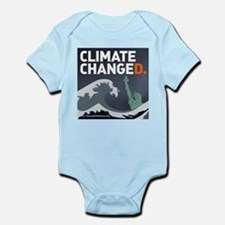 Climate ChangeD Body Suit