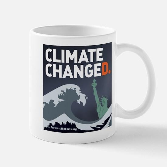 Climate ChangeD Mug