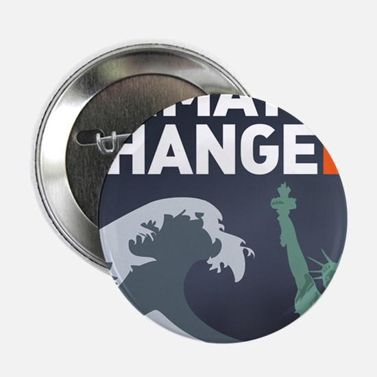 """Climate ChangeD 2.25"""" Button"""