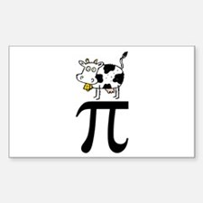 Cow Pi Decal