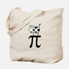 Cow Pi Tote Bag