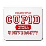 Cupid University Mousepad