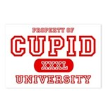 Cupid University Postcards (Package of 8)