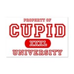 Cupid University Mini Poster Print