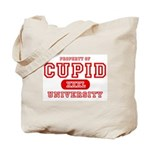 Cupid University Tote Bag