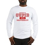Cupid University Long Sleeve T-Shirt