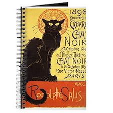Chat Noir Cat Journal