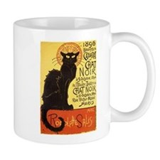 Chat Noir Cat Mug