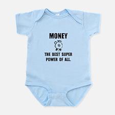 Money Super Power Body Suit