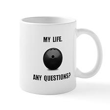 My Life Bowling Mug