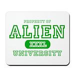 Alien University Mousepad