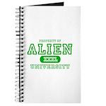Alien University Journal