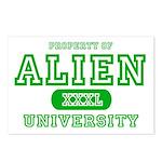 Alien University Postcards (Package of 8)