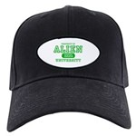 Alien University Black Cap