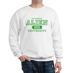 Alien University Sweatshirt